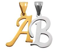 Buchstabenanhänger