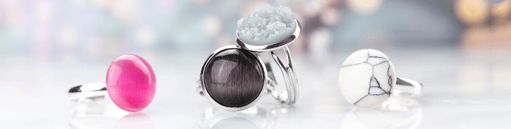 verstelbare ringen sieraden maken