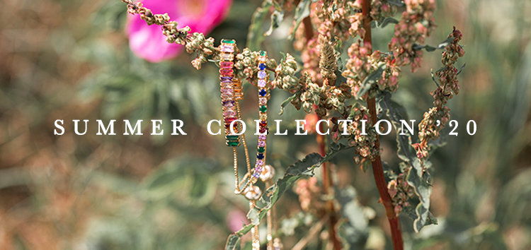 Lookbook summer collection
