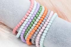 New acrylic beads